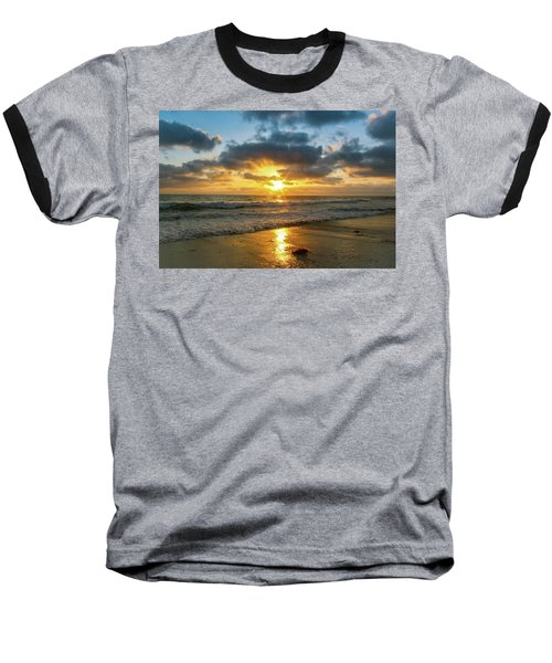Golden Hour At Grandview Baseball T-Shirt
