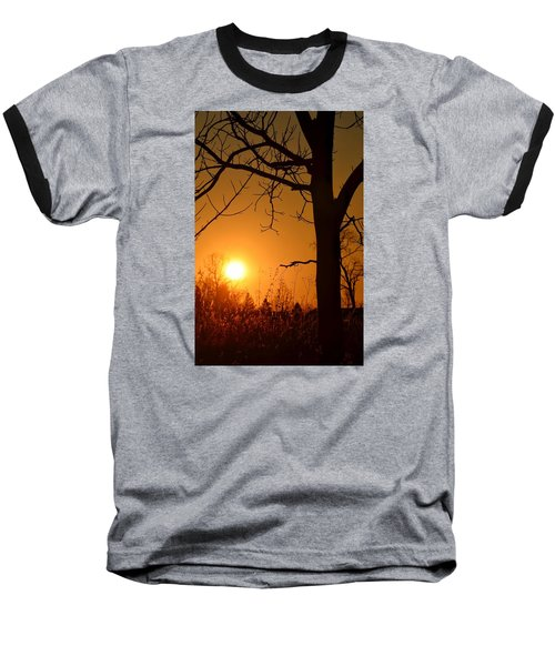 Golden Hour Daydreams Baseball T-Shirt