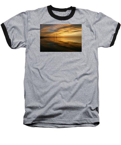 Golden Light Baseball T-Shirt
