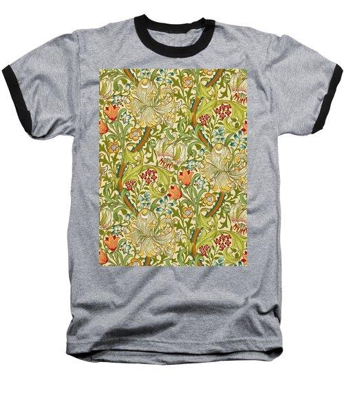 Golden Lily Baseball T-Shirt