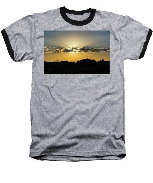 Golden Lining Baseball T-Shirt