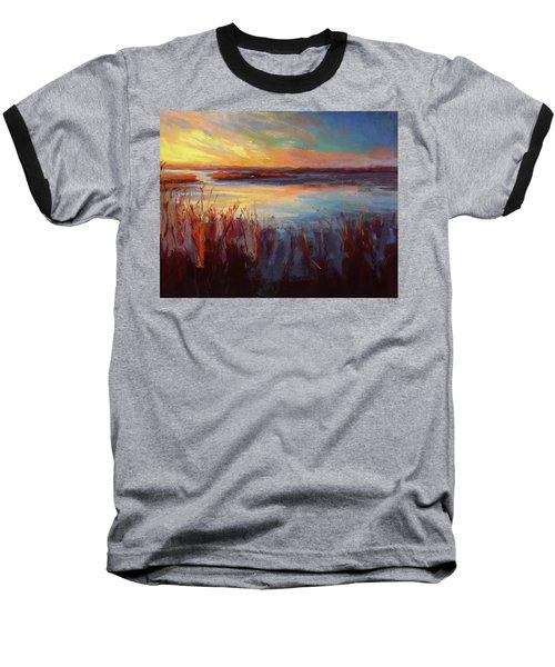 Golden Marsh Baseball T-Shirt