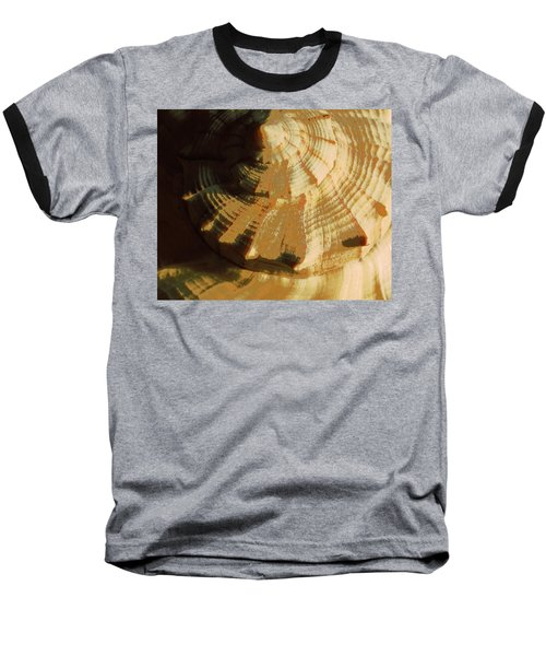 Baseball T-Shirt featuring the photograph Golden Mean I by Carolina Liechtenstein