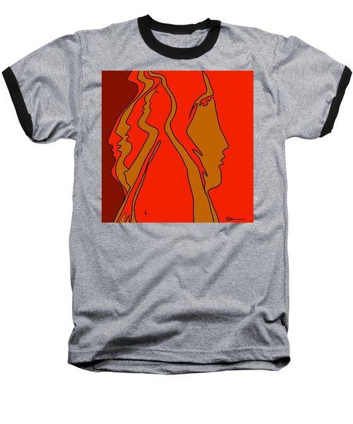 Golden Memories Baseball T-Shirt