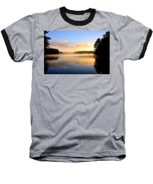 Golden Mist Baseball T-Shirt
