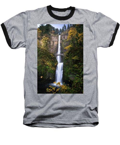 Golden Multnomah Baseball T-Shirt