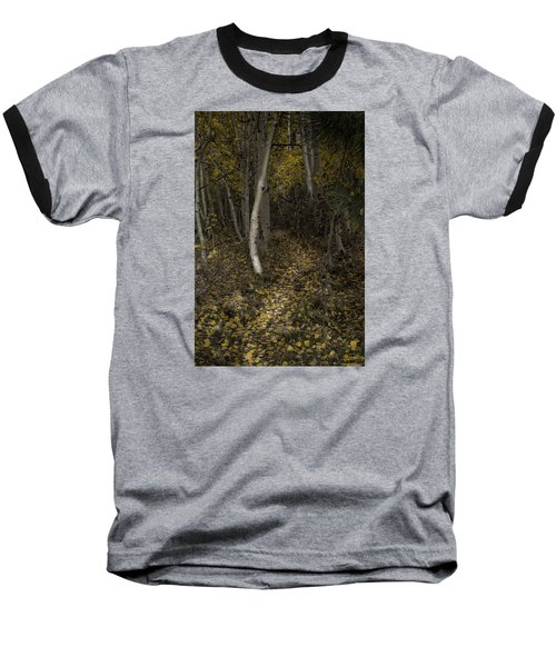 Golden Path Baseball T-Shirt