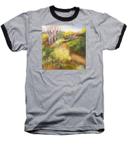 Golden Pathway Baseball T-Shirt
