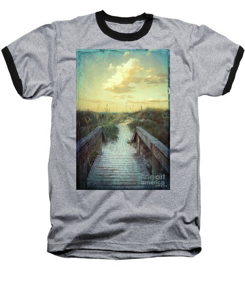 Golden Pathway Baseball T-Shirt