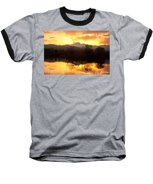 Golden Ponds Longmont Colorado Baseball T-Shirt