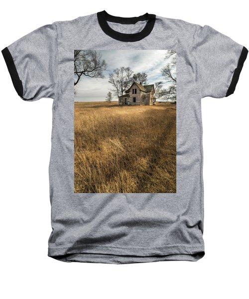 Golden Prairie  Baseball T-Shirt by Aaron J Groen