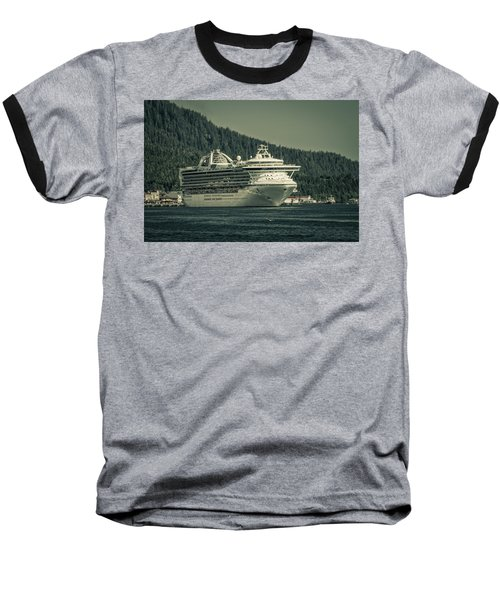 Golden Princess  Baseball T-Shirt by Timothy Latta