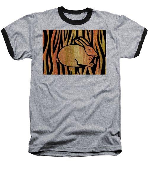 Golden Rabbit Baseball T-Shirt