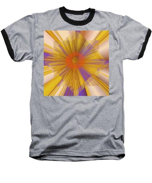 Golden Rays Baseball T-Shirt