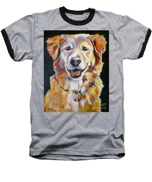 Golden Retriever Most Huggable Baseball T-Shirt