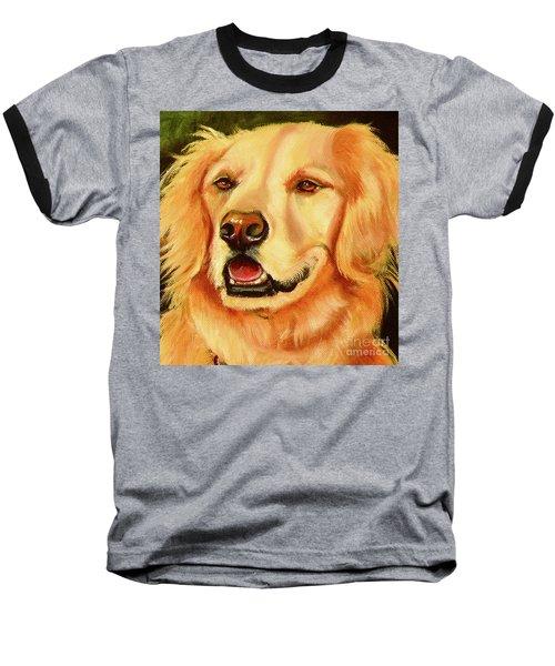 Golden Retriever Sweet As Sugar Baseball T-Shirt