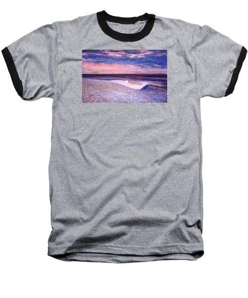 Golden Sea Baseball T-Shirt