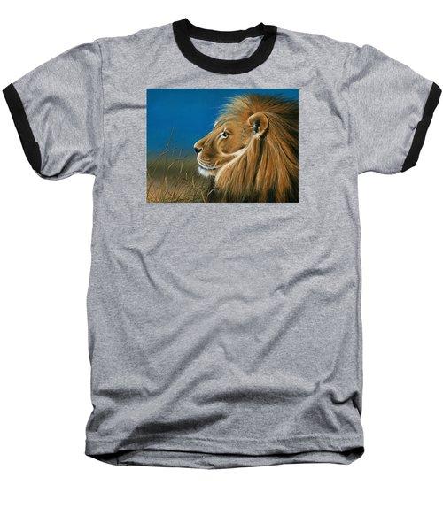 Golden Sentinal Baseball T-Shirt