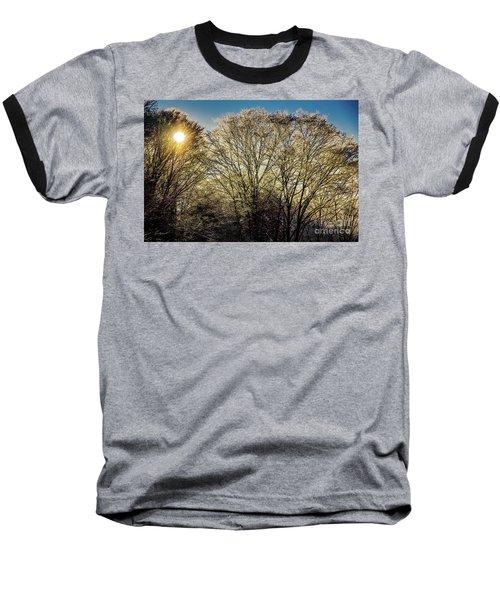 Golden Snow Baseball T-Shirt