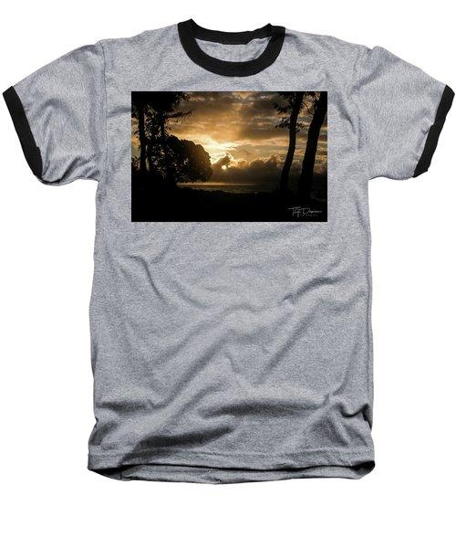 Golden Sun Baseball T-Shirt