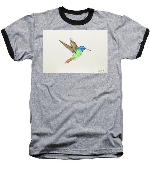 Golden-tailed Sapphire Baseball T-Shirt