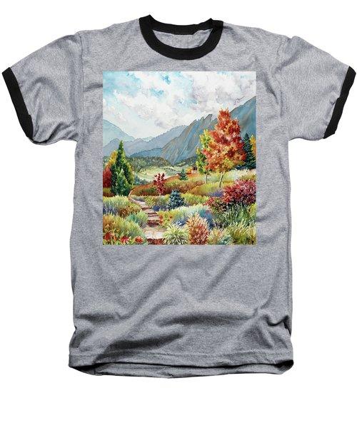Golden Trail Baseball T-Shirt