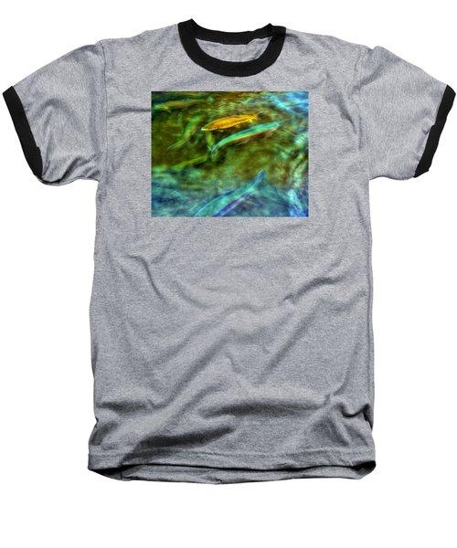 Golden Trout Baseball T-Shirt