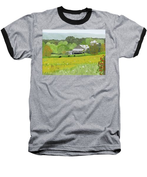 Goldenrod Abounds Baseball T-Shirt