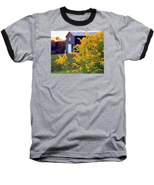 Goldenrod Baseball T-Shirt