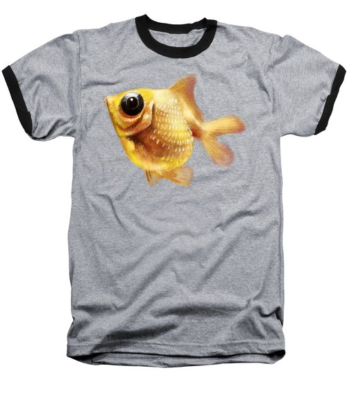 Goldfish Baseball T-Shirt