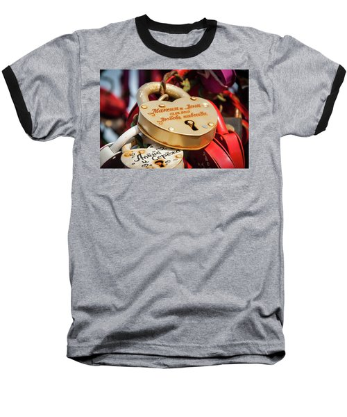 Goldielocks Baseball T-Shirt