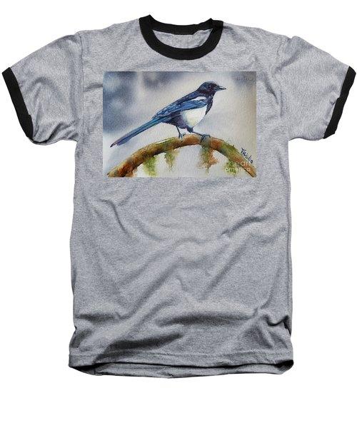 Goldigger Baseball T-Shirt by Patricia Pushaw