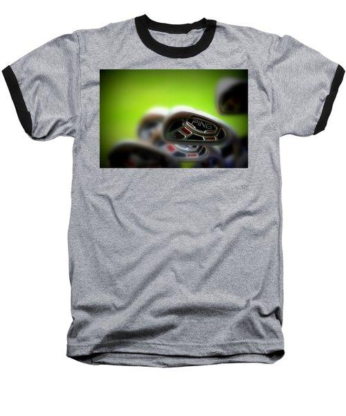 Golf Clubs 2 Baseball T-Shirt