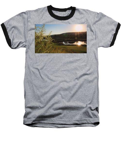Golf - Foursome Baseball T-Shirt