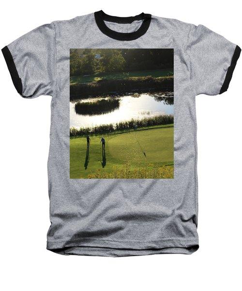 Golf - Puttering Around Baseball T-Shirt