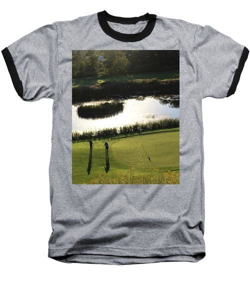 Golf - Puttering Around Baseball T-Shirt