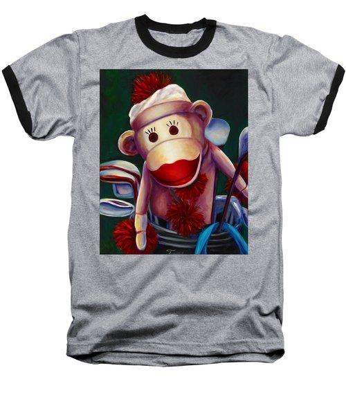 Golfer Made Of Sockies Baseball T-Shirt