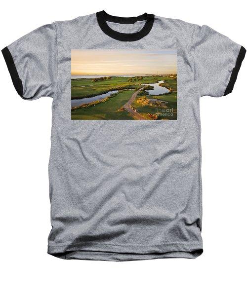 Golfing At The Gong II Baseball T-Shirt
