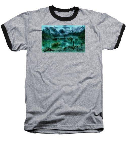 Gollum's Grotto Baseball T-Shirt