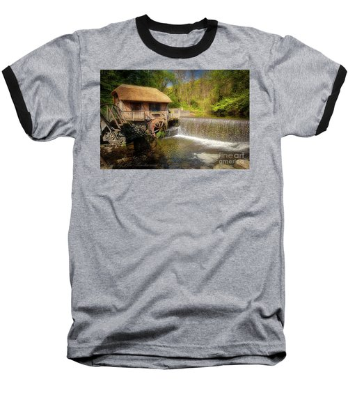 Gomez Mill House Baseball T-Shirt