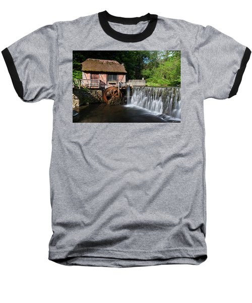 Gomez Mill In Spring #1 Baseball T-Shirt by Jeff Severson