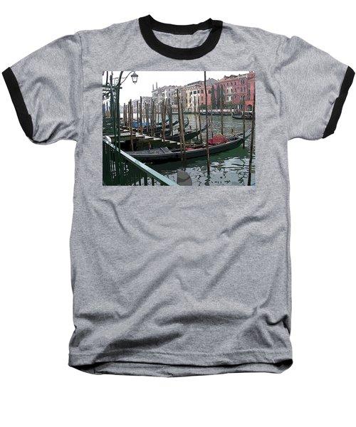 Gondolas Baseball T-Shirt