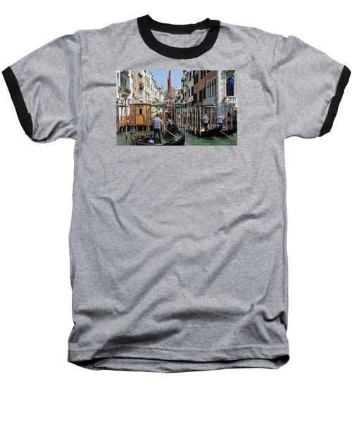 Gondoliers Baseball T-Shirt