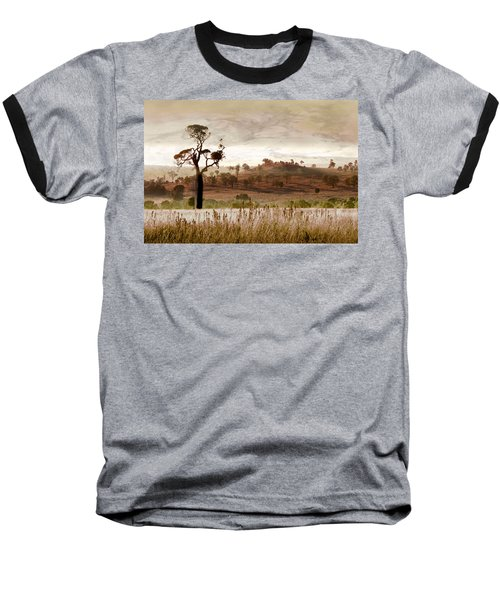 Gondwana Boab Baseball T-Shirt