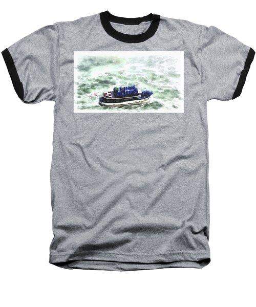 Maid Of The Mist Baseball T-Shirt