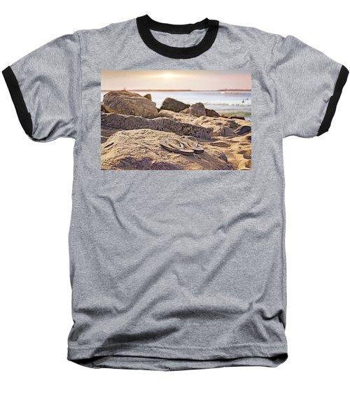 Gone Surfin' Baseball T-Shirt