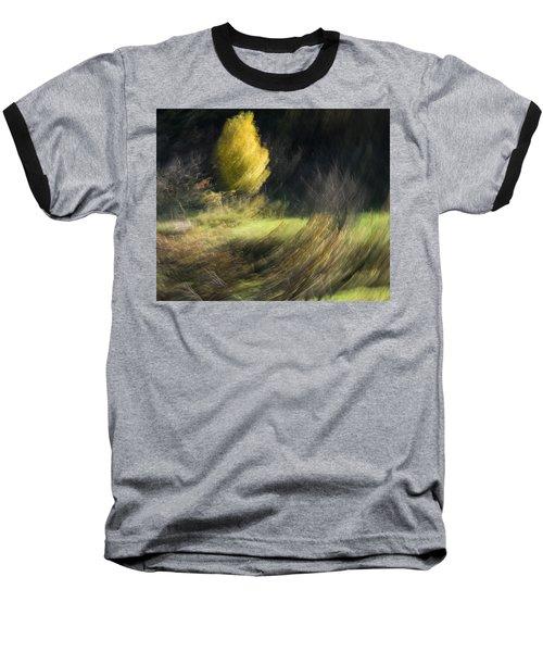 Gone With The Wind Baseball T-Shirt by Raffaella Lunelli