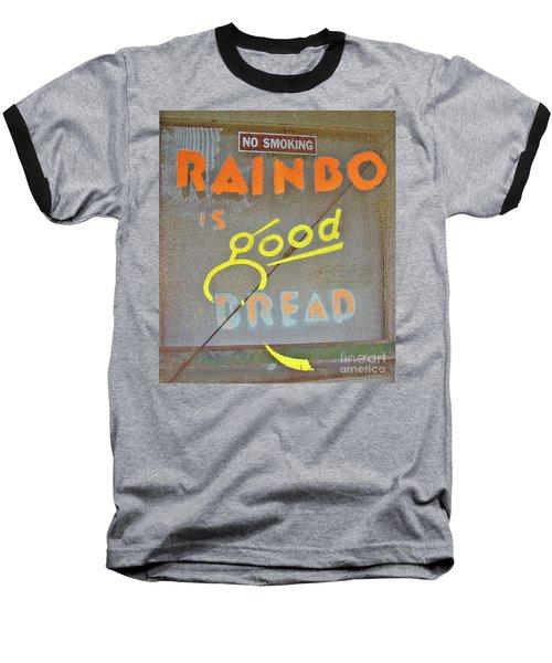 Baseball T-Shirt featuring the photograph Good Bread by Joe Jake Pratt