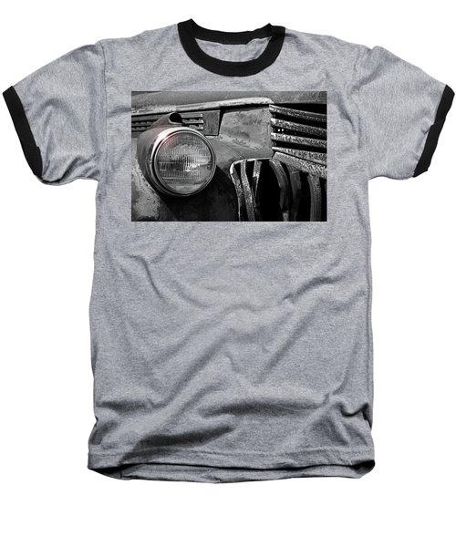 Baseball T-Shirt featuring the photograph Good Eye by Christopher McKenzie