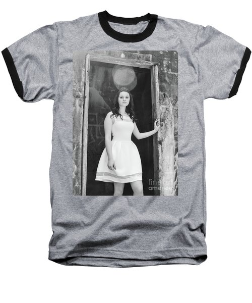 Good Girl Lost Baseball T-Shirt